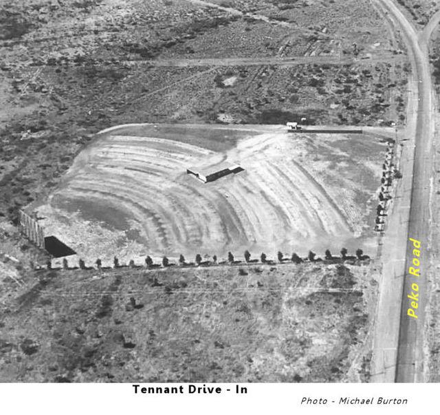 Tennant Drive-In