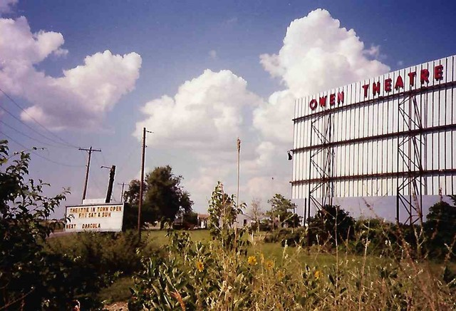 Owen Drive-in - Seymour, MO