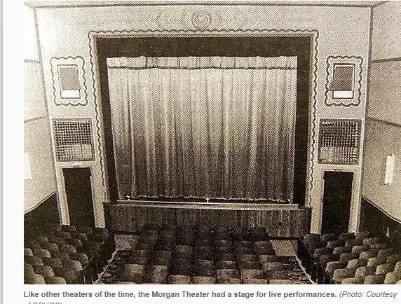 Morgan Theatre In Mountain Home Ar Cinema Treasures