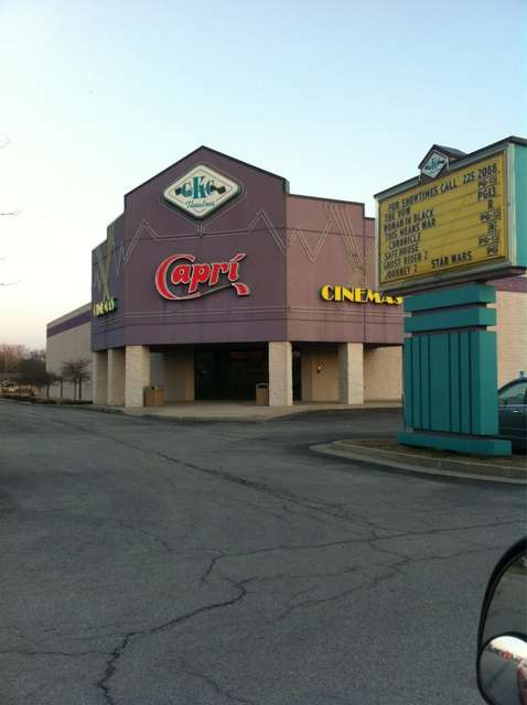 AMC Classic Crawfordsville 8