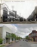 Then & Now comparison courtesy of Brad Cornelius.