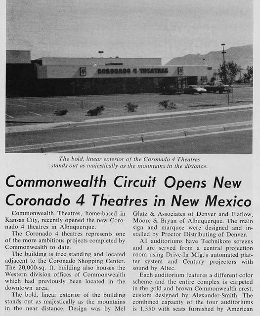 Coronado - Albuquerque, NM