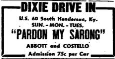 Dixie - Henderson, KY