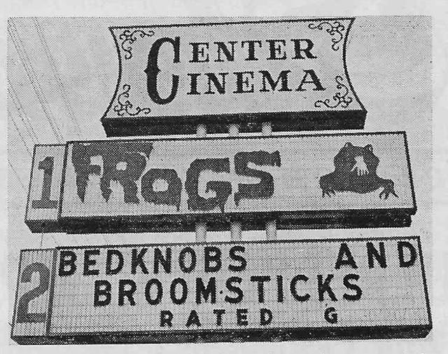 Center Cinema - Lafayette, LA