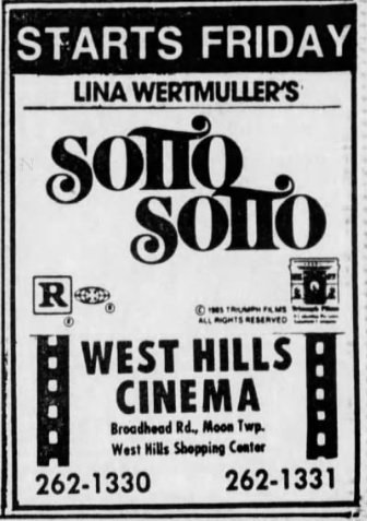 West Hills Cinemas