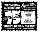 Sidney Drive-In