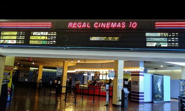 Regal Arnot Mall 10