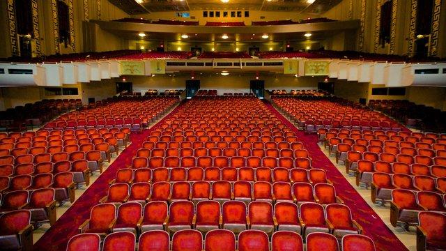 Bushnell Memorial Theatre