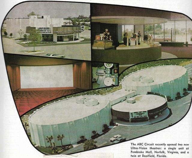 Pembroke Mall Ultravision - Virginia Beach, VA