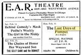 E.A.R. Theatre