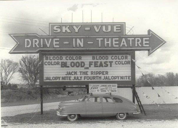 Sky Vue Drive In