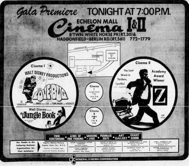 Movie theaters in voorhees nj
