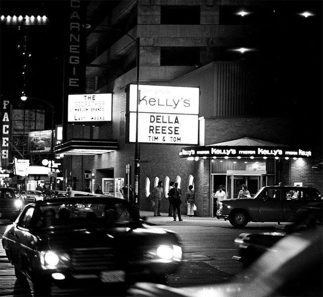 7/14/72-9/07/72 photo credit Mister Kelly's Chicago.