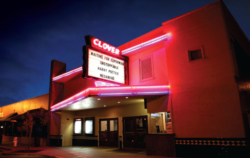 Clover Cinema