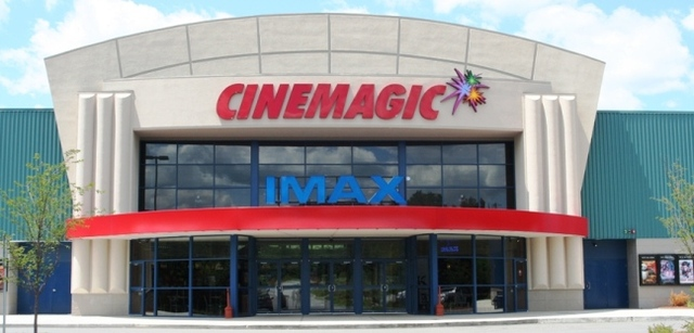 Cinemagic & Imax