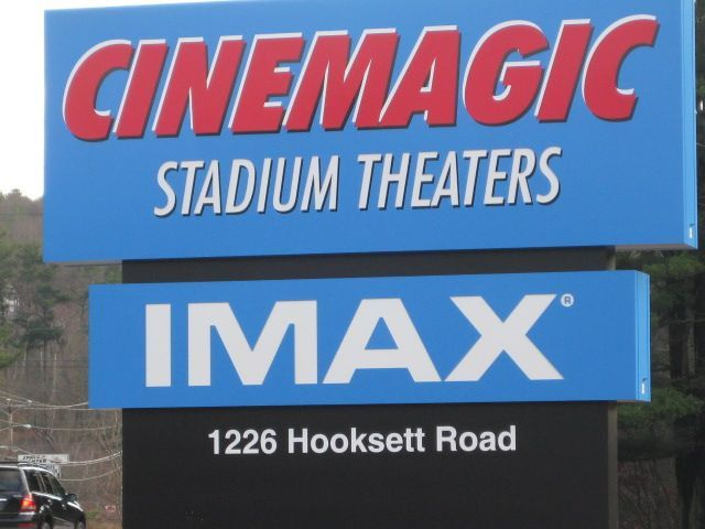 cinemagic amp imax in hooksett nh cinema treasures