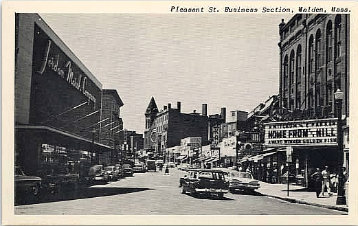 Granada Theatre, 1960