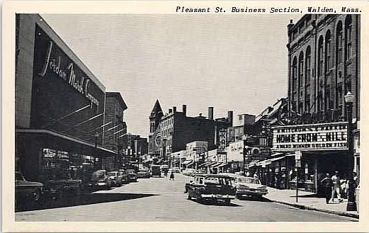 Granada Theatre, 1960