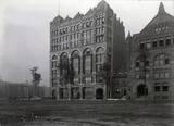 1885 photo as the Studebaker Building, via Raymond Kunst.