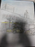 My beautiful Drawings of the AMC Kips Bay 15