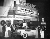 Orlando's Vogue Theatre in 1940