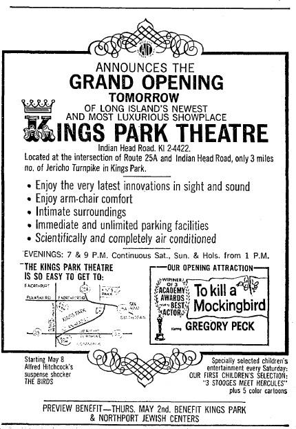 Kings Park Theatre