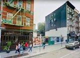 287 E. Houston Street Vanished !