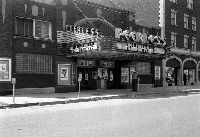 Peerless theater kewanee