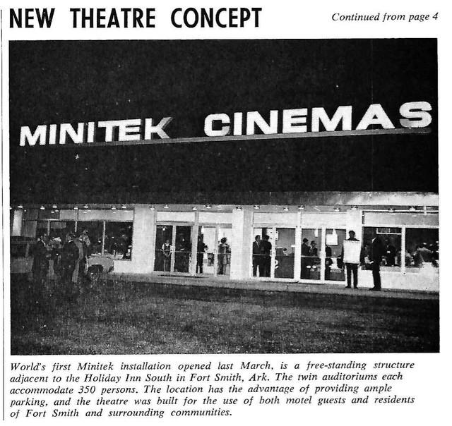 Minitek - Fort Smith, AR