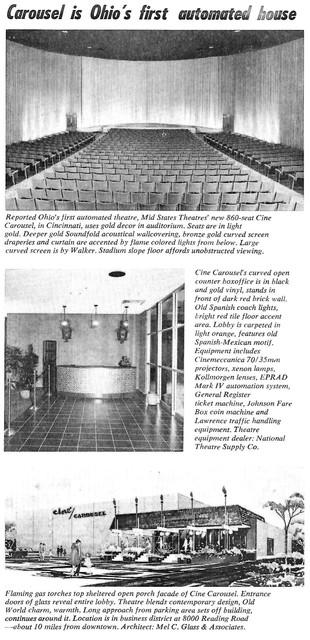 Cine Carousel - Cincinnati, OH