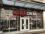 Rutgers Cinema Entrance