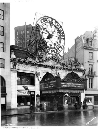 The Circle in 1930