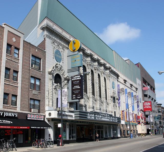 Century Theatre, Chicago, IL - Century Centre