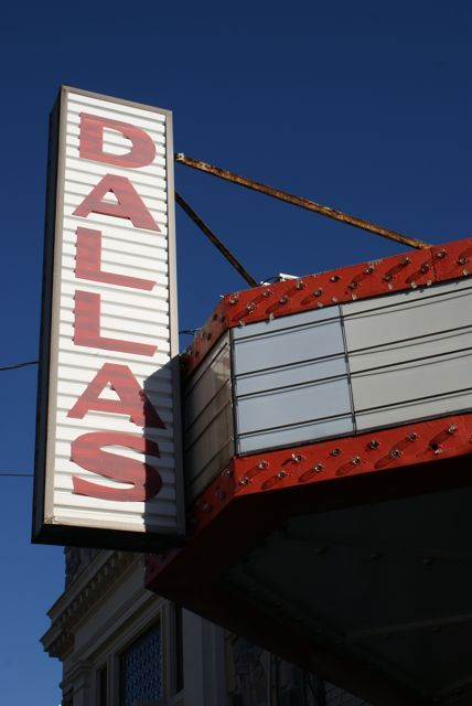 Dallas Theater September 2010