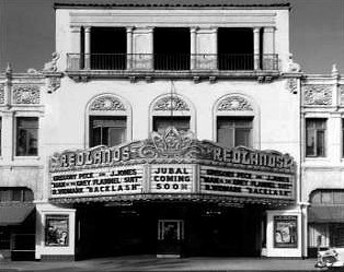 Fox Redlands Theatre exterior