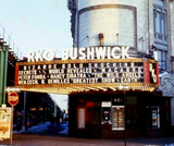 RKO's Bushwick Theatre exterior