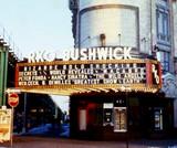 RKO's Bushwick Theatre exterior