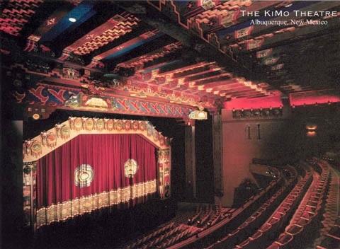 KiMo Theater