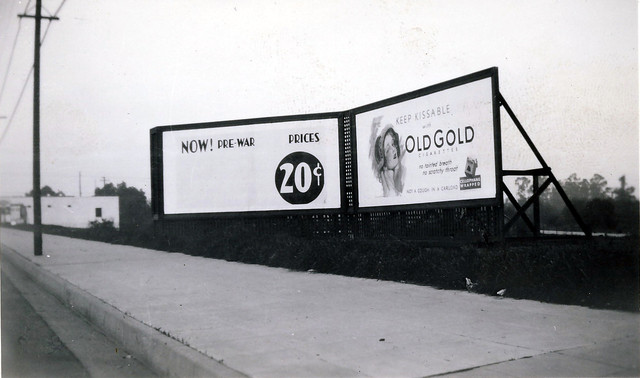 Warners Egyptian Theatre billboard