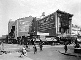 Loew's Lexington Theatre exterior