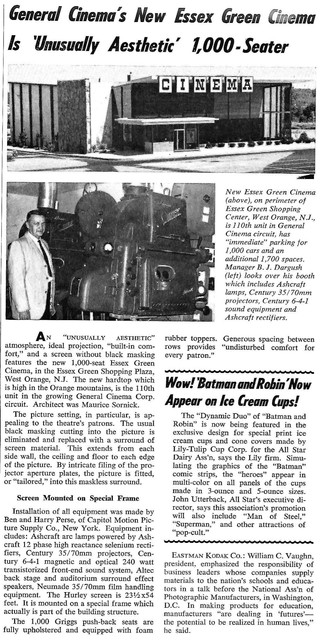 General Cinema Essex Green - West Orange, NJ