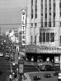 Warner's Wiltern Theatre exterior