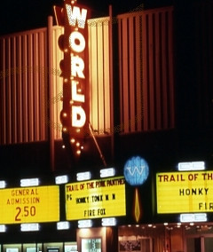 Pacific's World Theatre exterior