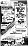 Friday's Plaza Cinema