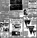 1928 newspaper ads in Kewanee paper