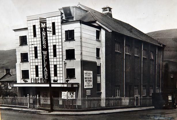 Welfare Hall Cinema