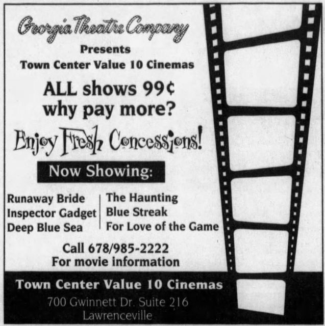 Town Center Value Cinemas 10