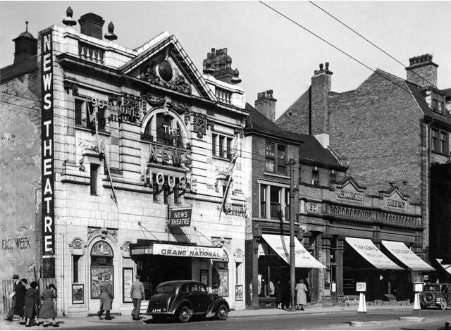 News House Theatre 1949