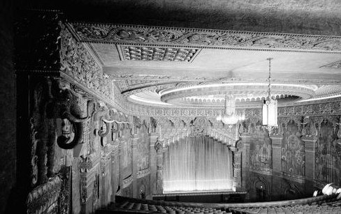 Oriental Theatre auditorium