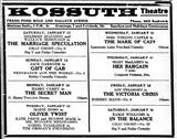 Kossuth Theater